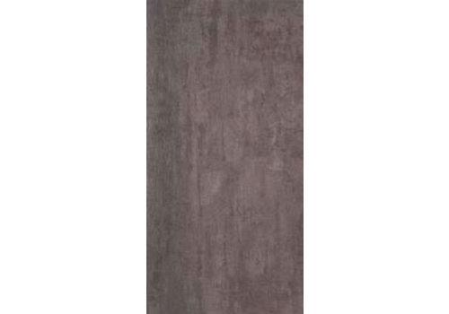 Vloertegel: Grohn Soho Grafiet 30x60cm