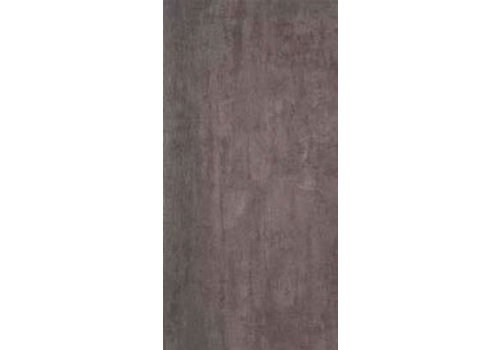 Vloertegel: Grohn Soho Zwart 30x60cm