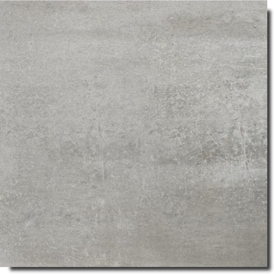 Vloertegel: Grohn Talk Grijs 60x60cm