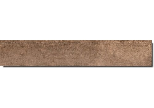 Vloertegel: Astor Vintage Bruin 19,8x121cm