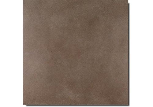 Vloertegel: Carofrance Living Bruin 45x45cm