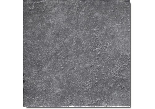 Vloertegel: Carofrance Pierre du Nord Grijs 45x45cm