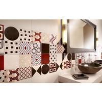 Grohn Lea Y-LEA401 30x60 decor klassiek 8 st/set