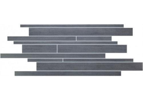 Meissen Minos 30x60 mosaik nero FBM4484