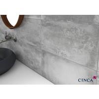 Wandtegel: Cinca Factory Grijs 25x45cm