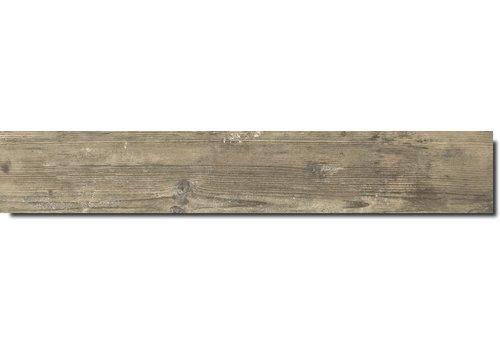 Houtlook: Fiordo Wood Relive Bruin 20x121,5cm