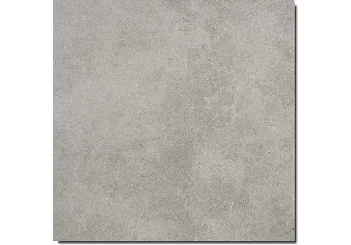 Vloertegel: Fiordo Tracks Grijs 60x60cm