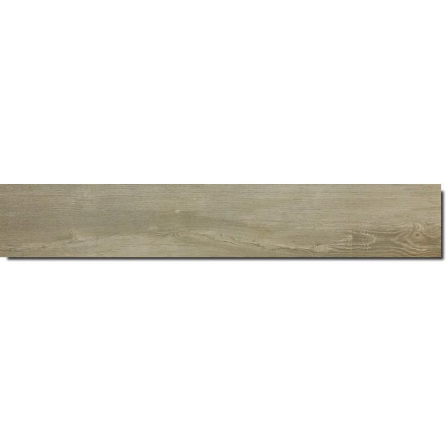 Vloertegel: Serenissima Norway Grey natural 20x120cm