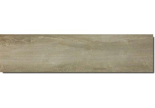 Vloertegel: Serenissima Norway Grijs 30x120cm