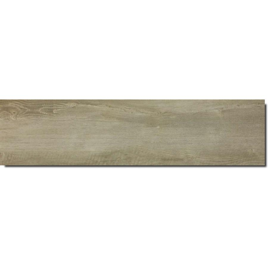 Vloertegel: Serenissima Norway Grey natural 30x120cm