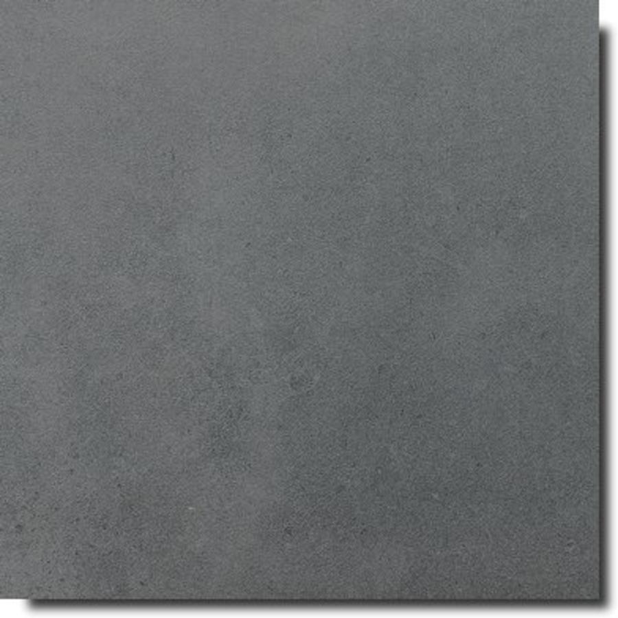 Vloertegel: Rak Surface Mid grey 75x75cm
