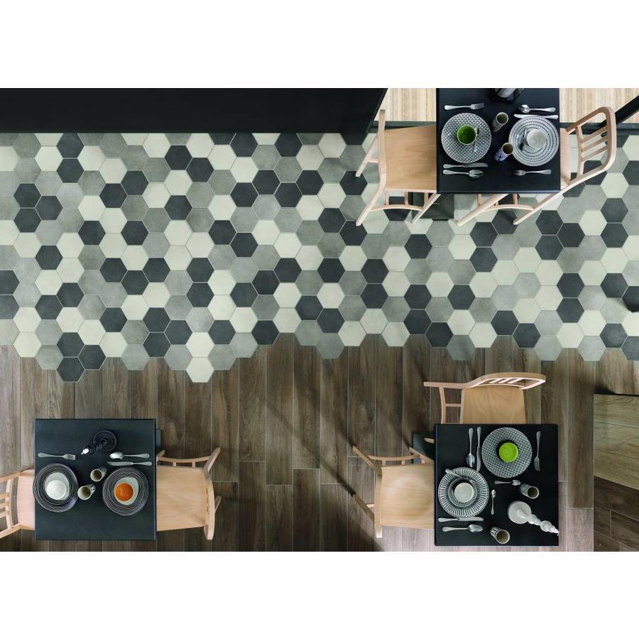 Houtlook: Ragno Woodplace Caffe 20x120cm
