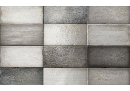 Iris Quayside 512063 10x20x0,7 wt Grey