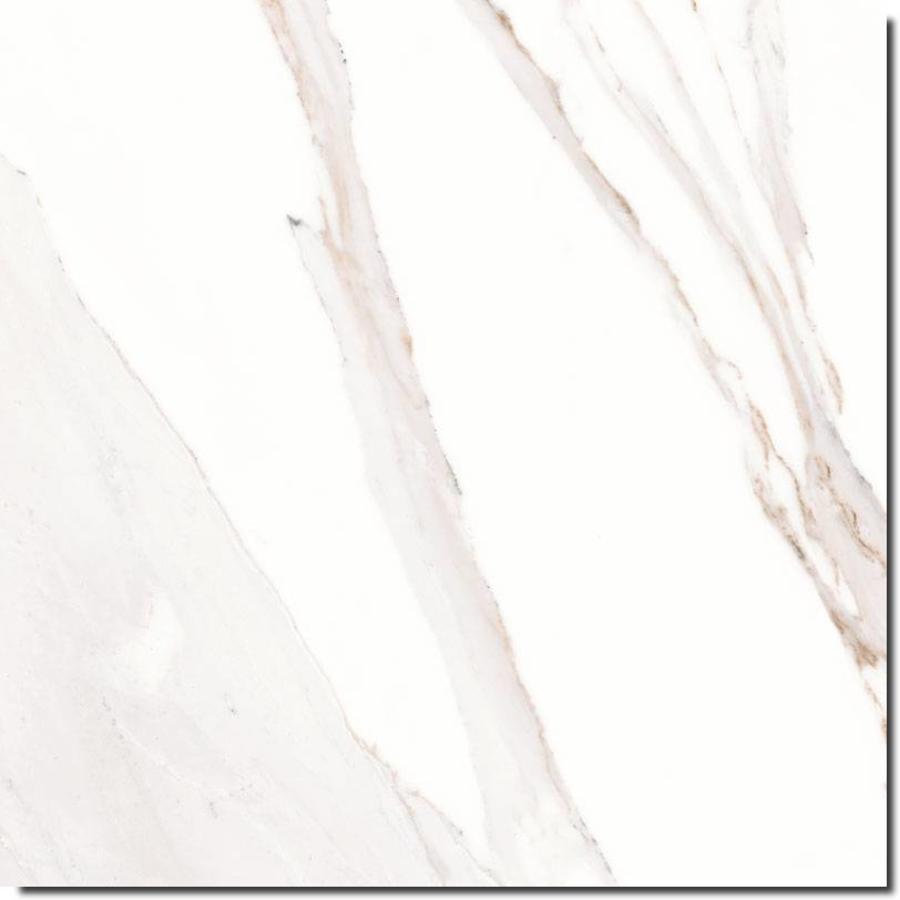 Vloertegel: Caesar Anima Wit 60x60cm