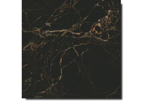 Vloertegel: Caesar Anima Select Nero atlante nat 60x60cm