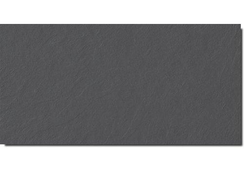 Vloertegel: Eiffelgres Grafite Zwart 30x60cm