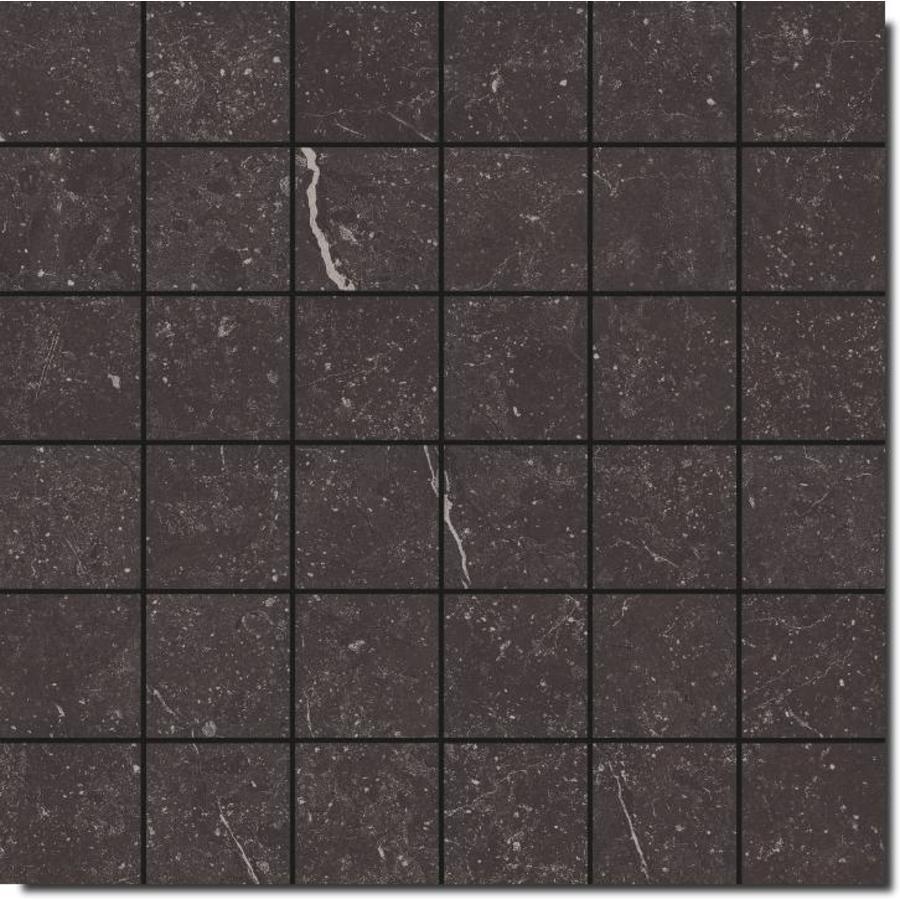 Vloertegel: Aleluia Piazen Coal 29,5x29,5cm