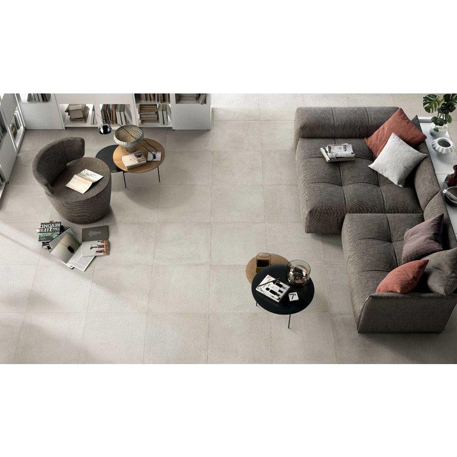 Vloertegel: Fiordo Motion Grijs 60x60cm