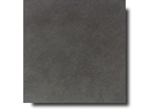 Vloertegel: Lifetile Lifetile Black 20x20cm