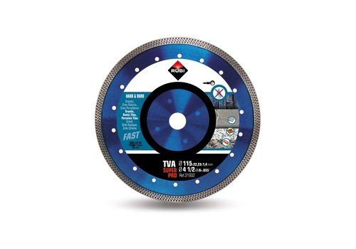 Rubi TVA diamantzaagblad 115 mm Superpro
