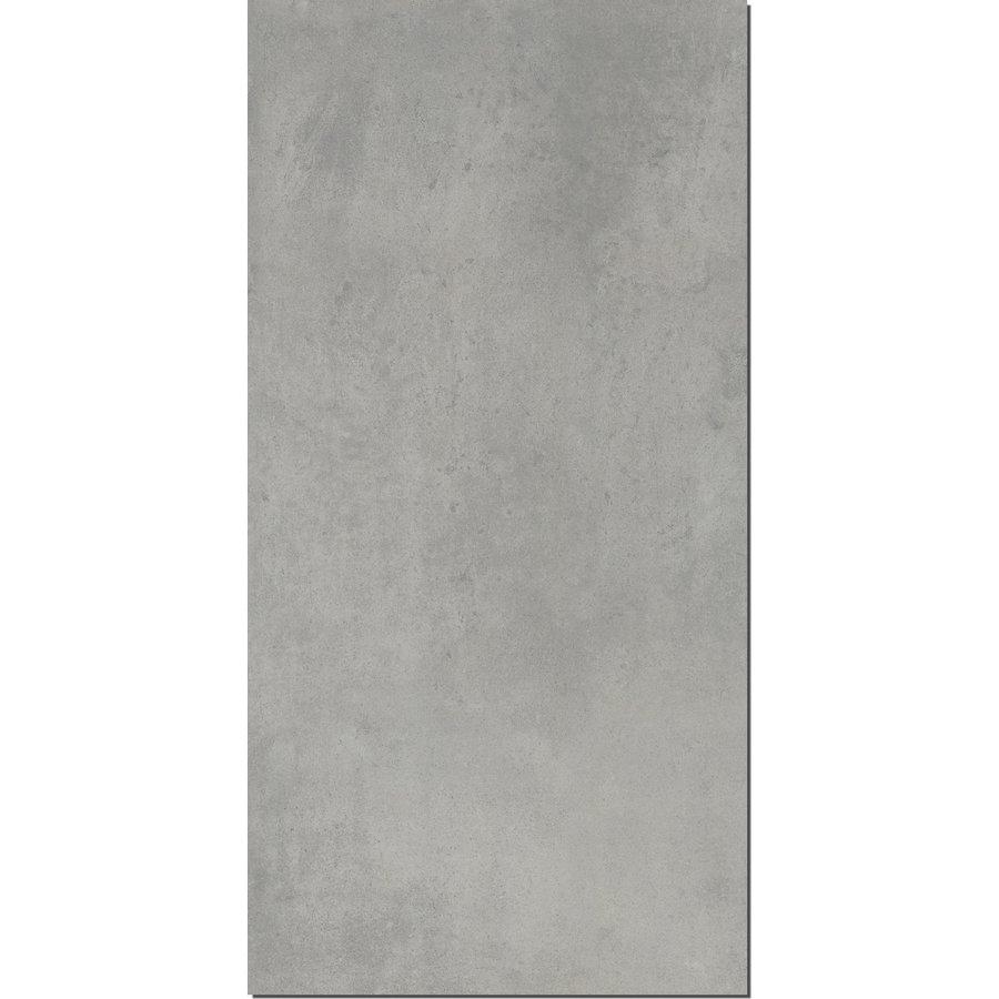 Vloertegel: Stargres Maxima Midium grey 31x62cm