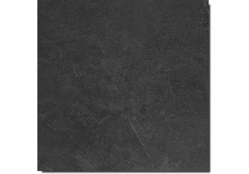 Ragno Realstone Slate Black 75x75 rettificato strutturato R618