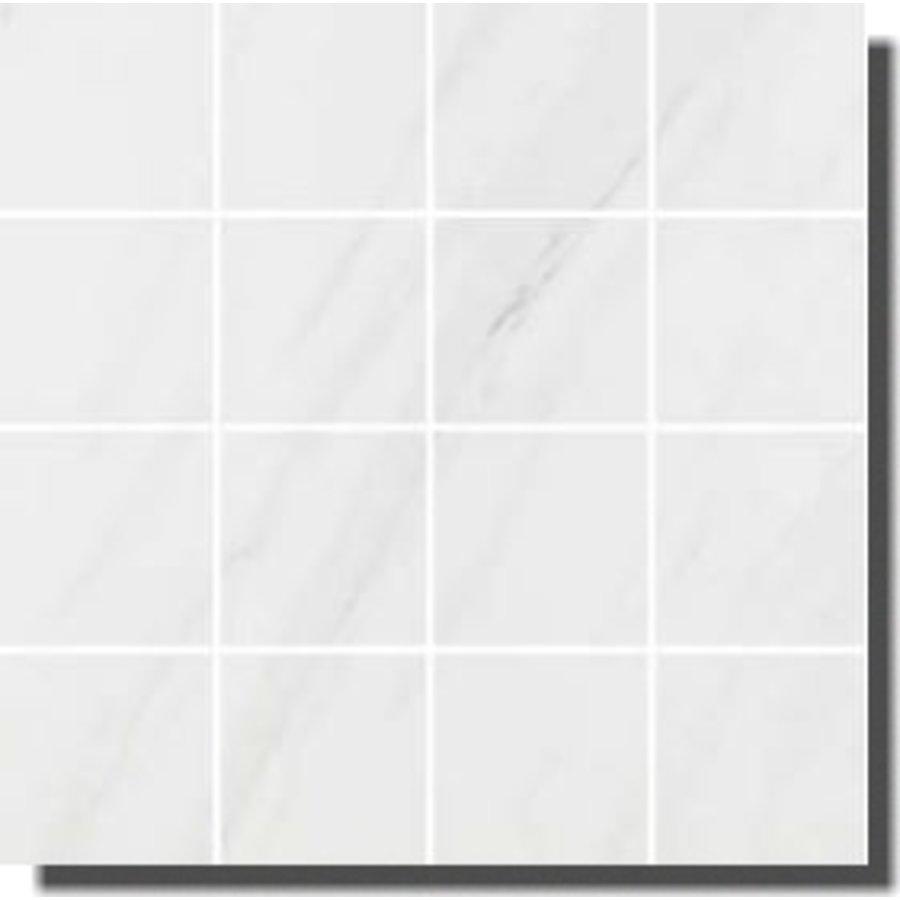 Pamesa CR Lenci 30x30 malla blanco pulido