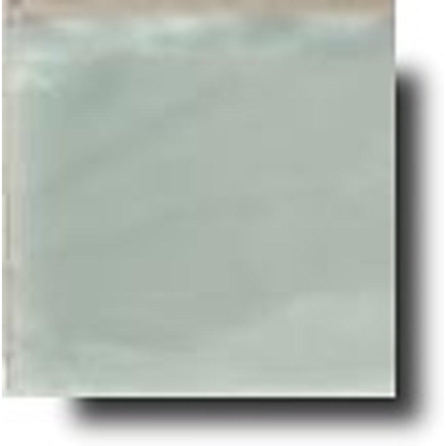 Wandtegel: Dreamtile Handmade glossy Mint 13x13cm