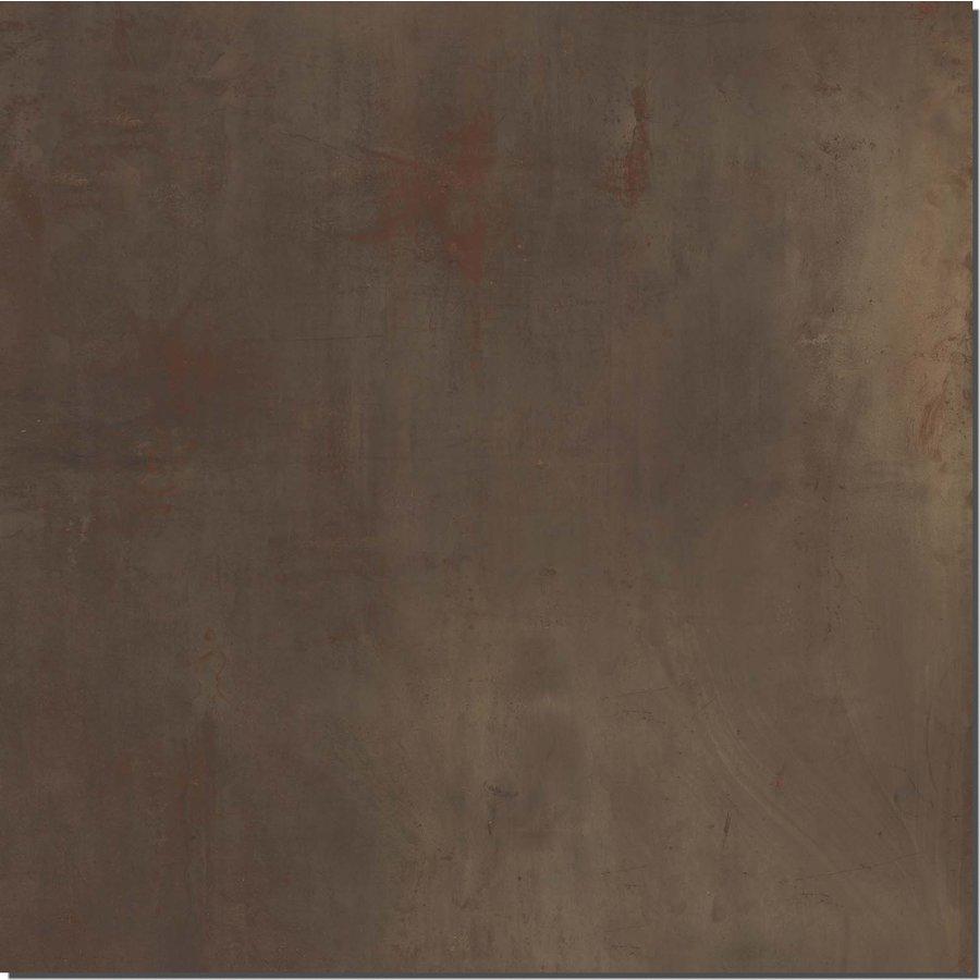 Vloertegel: Flaviker Rebel Bronze 80x80cm