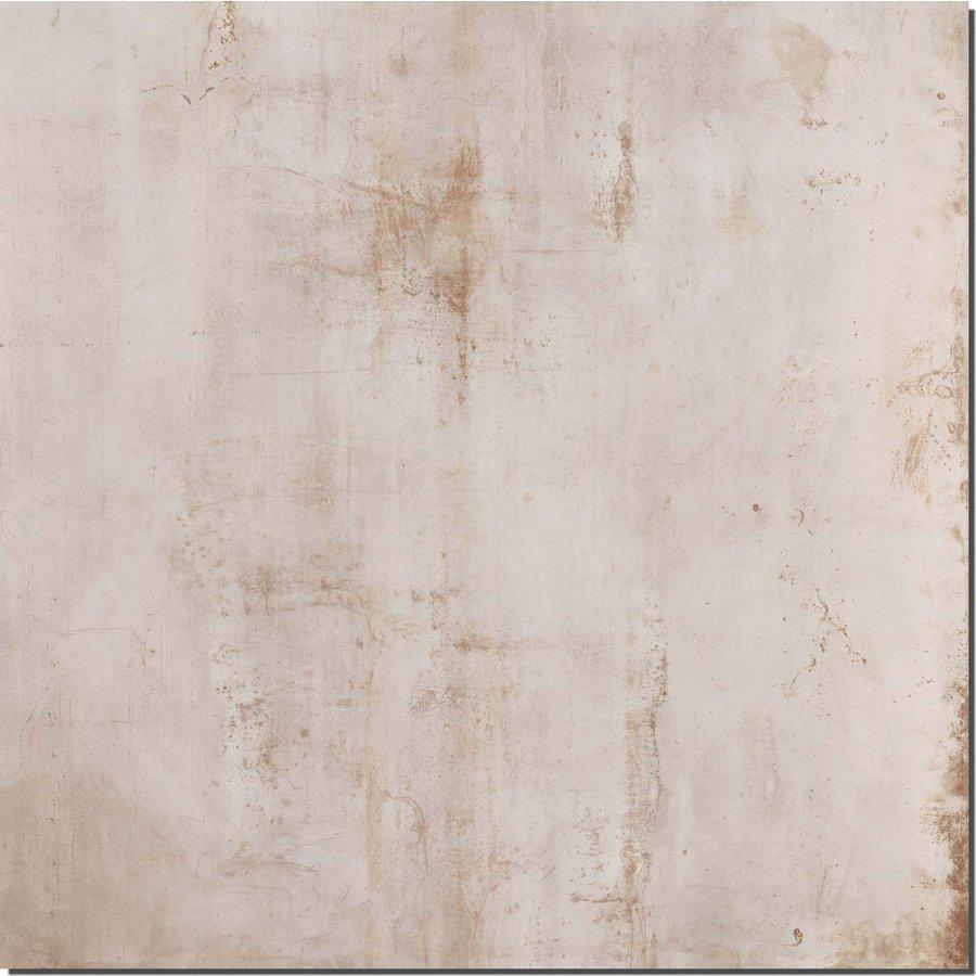 Vloertegel: Flaviker Rebel White 80x80cm
