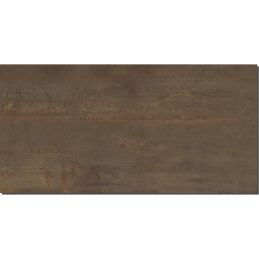 Vloertegel: Flaviker Rebel Bronze 60x120cm