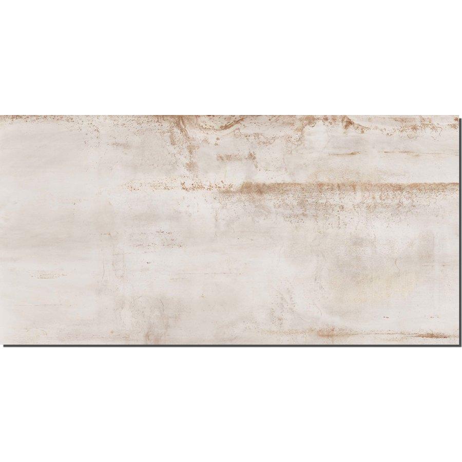 Vloertegel: Flaviker Rebel White 60x120cm