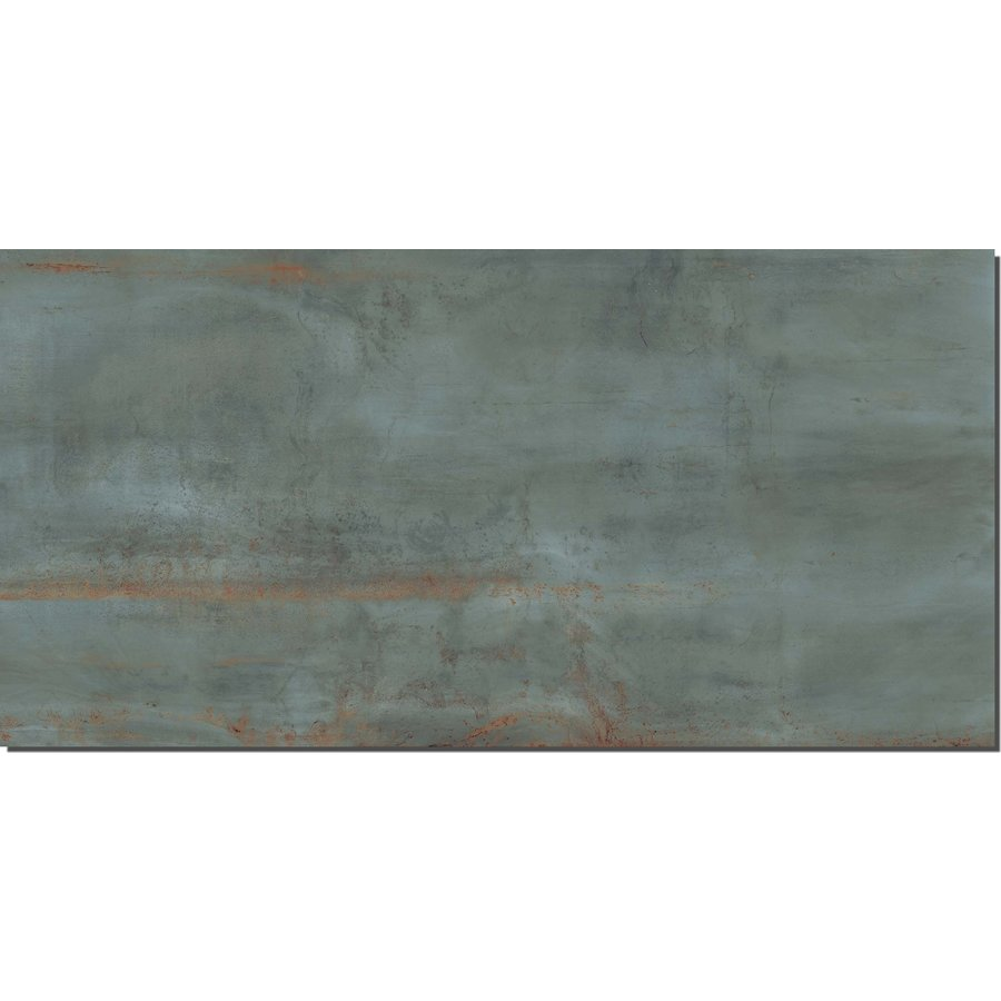 Vloertegel: Flaviker Rebel Emerald 60x120cm