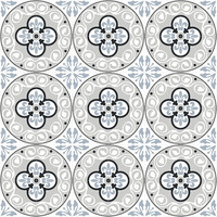 Xclusive Element Decoro 20,5x20,5 Baroque vt ELEDEC2