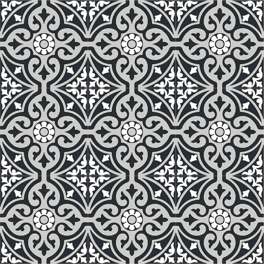 Decor: Xclusive Xclusive Element Arabesque 20,5x20,5cm