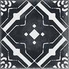 Xclusive Xclusive Re-style Decoro 20,5x20,5 Jester vt RSTDEC4