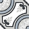Xclusive Decor: Xclusive Xclusive Retro Gothic 20,5x20,5cm