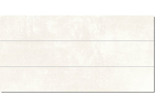 Aleluia Alpe White 30x60 wt R862 decor Pos-Corte