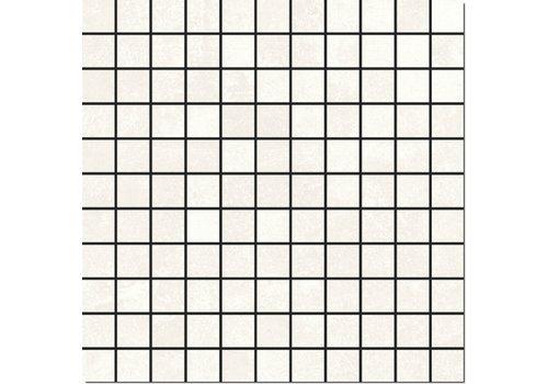 Aleluia Alpe White 29,5x29,5 vt DC720 mosaic