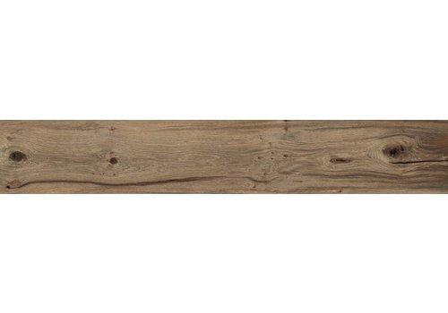 Houtlook: Flaviker Nordic Brown 26x200cm