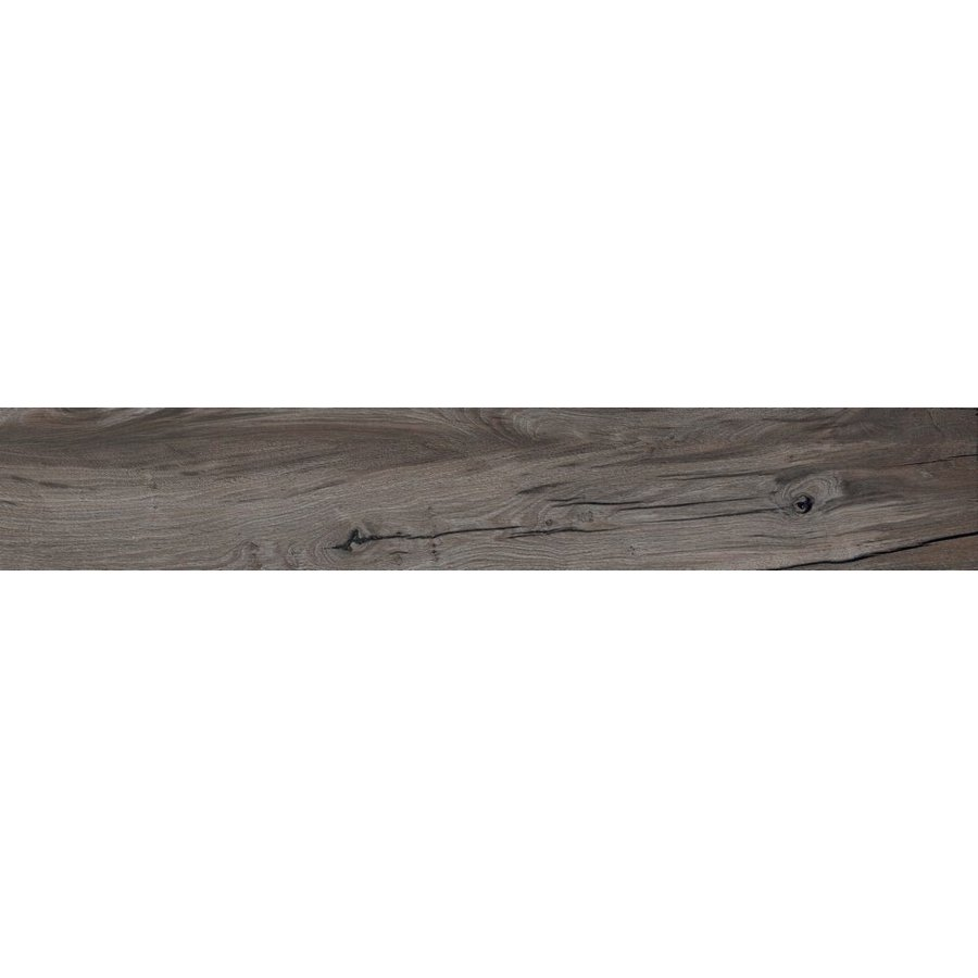 Houtlook: Flaviker Nordik Wood Smoked 26x200cm
