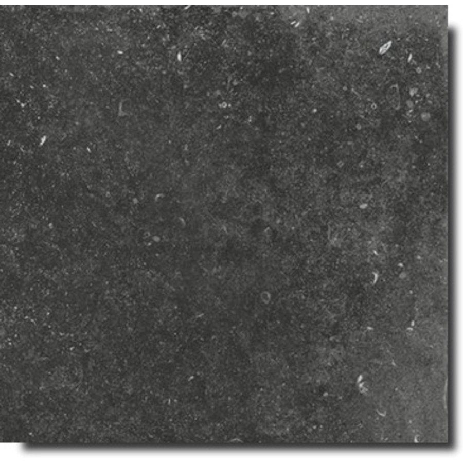 Vloertegel: Flaviker Nordik Stone Black 60x60cm