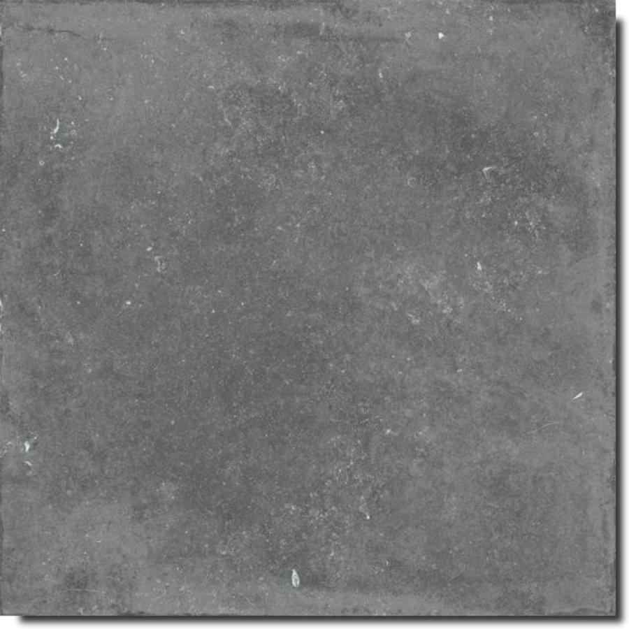 Vloertegel: Flaviker Nordik Stone Grey 90x90cm