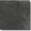 Flaviker Vloertegel: Flaviker Nordik Stone Black 90x90cm