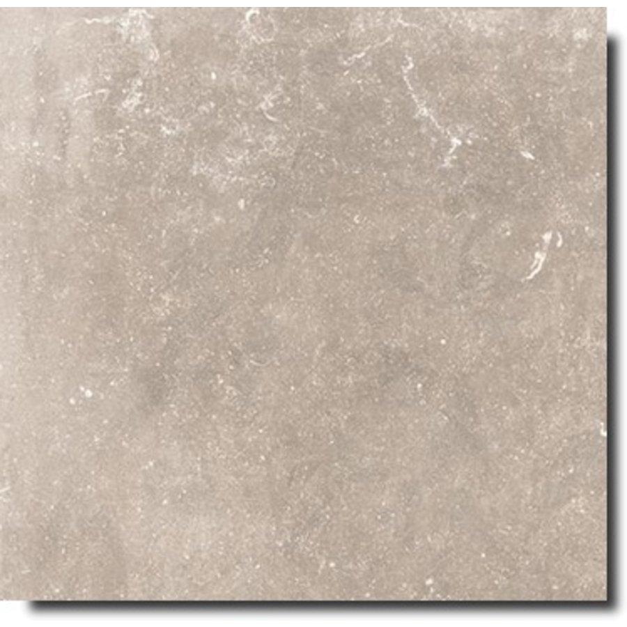Vloertegel: Flaviker Nordik Stone Sand 90x90cm