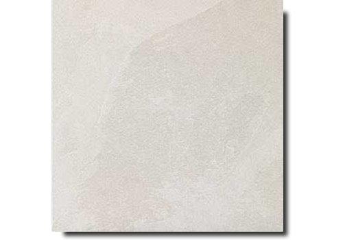 Vloertegel: Caesar Slab Wit 60x60cm