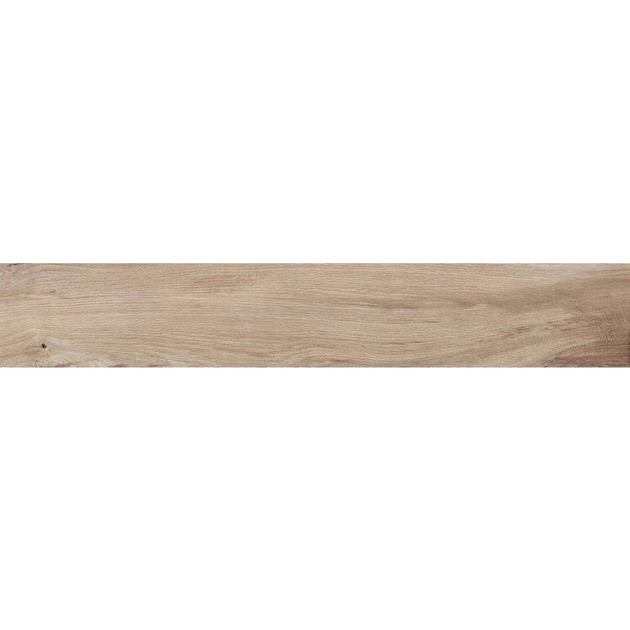 Vloertegel: Flaviker Nordik Wood Beige 20x120cm