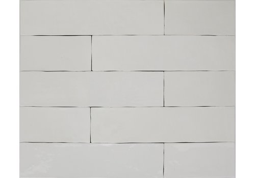 Revoir Paris Atelier 6,2x25 Blanc de Lin glossy WW_002