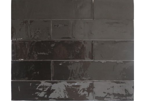 Revoir Paris Atelier 6,2x25 Noir glossy WW_005
