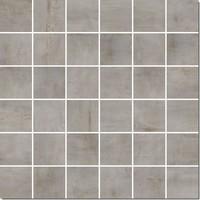 Mozaiek: Flaviker Rebel Silver 30x30cm